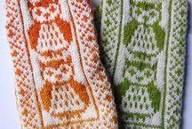 Knit Knit Crochet  / by Margie Veasey