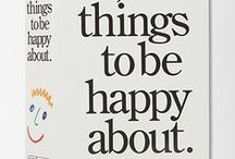 things to be HAPPY about... / by Tara Shaffer