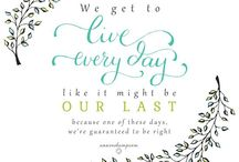 live like you were dying / My Bucket List & ongoing inspiration to live everyday to it's fullest.  / by Tara Shaffer