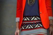 Fashion/Style / by Kira O. Young