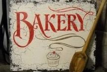 The Bakery / by Jan Andrews