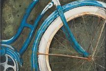 I ♥ my bicycle. / Bicycles and Motorcycles, including accessories, new models, how to ride, and inspiration.