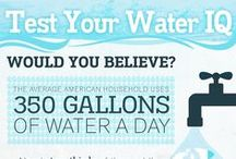 Water Savings / Ways to save water, reuse water, implement gray water systems, reduce consumption. #Drought