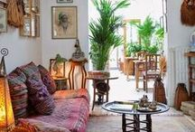 Home and Away / Beautiful, quirky and downright awesome pieces and places- inside and out