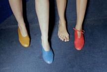 to wear + jewelry + feet / by Kate Lindello