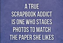 I love SCRAPBOOKING!! / All things to help me get inspired to scrapbook daily :) / by Tara Shaffer