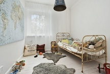 Baby Boy & Little Boy's Bedrooms