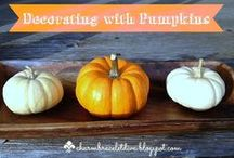 Fall decor / Fall Decor Ideas