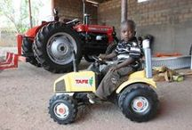 Fan Shared Photos / TAFE - Tractors and Farm Equipment Limited | A US $1.6 bn company | World's third largest manufacturer of tractors | Second largest tractor manufacturer in India | Exports to over 77 countries. / by TAFE - Tractors and Farm Equipment Limited