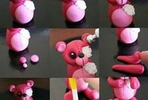 Cake Figure Tutorials / by Annina Margaritha