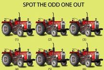 Fun! / by TAFE - Tractors and Farm Equipment Limited