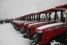 Winter in Turkey / by TAFE - Tractors and Farm Equipment Limited