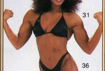 My favorite influentual female bodybuilders