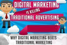 Digital Marketing Resources / by Michael Cudahy - Social Media Marketing