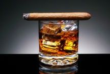 Cigar Nirvana / A cigar is as good as the memories that you have when you smoked it.  -Raul Julia