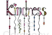 KINDNESS ~ My One Word for 2014 / by Tara Shaffer