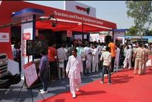 TAFE @Krishi Darshan Expo 2014 | Hisar, Haryana / We wish to thank all #TAFE, #MasseyFerguson and #AgriStar fans who visited our pavilion at the Krishi Darshan Expo, held at Hisar, Haryana, last week. We are touched by your over whelming response and hope to see you soon again! On display were the best of REDS and some specially designed and developed #agricultural #implements by AgriStar from TAFE. / by TAFE - Tractors and Farm Equipment Limited