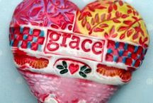 GRACE ~ My One Word for 2015 / by Tara Shaffer