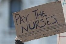 Nursing Matters / Nursing has changed and is changing. The cuts proposed by the government and shake up of the healthcare system is a train wreck waiting to happen #nursing #rcn #nursingstudents #nursingmatters #mynameis #nurse #NHS #saveourNHS