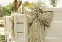 Old Wedding Board