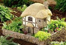 Fairy Houses / If you build it they will come / by Morgan Williams