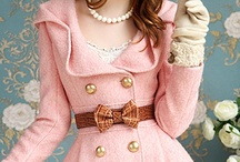 Pretty In Pink/Vintage Pink / All things girly, vintage, or just breathtaking in my favorite color. / by Vicki Baker