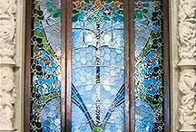 Stained Glass / by Vicki Baker