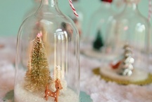 Christmas & Other Holidays / I adore all holidays, especially Christmas and Halloween. / by Vicki Baker