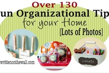 Clean & Organize / by Patty & Lola