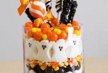 Fall fun~Halloween and Thanksgiving / decorating ideas, fun and fun / by Patti Albee