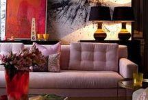 Interior Design / by Suzanne Tate