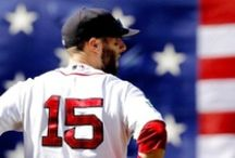 • red sox • / ∞ die hard red soxs fan for life ∞ / by erin bryson