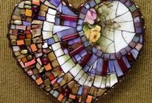 Mosaics and Creative Arts / Mostly mosaics, with some patterns, some inspiration and a lots and lots of hands-on work! See my other mosaic boards, as well! / by Rosetta Hiranaga