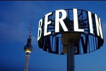 Iconic Berlin / Berlin characterises energy and modernity, yet its urban landscape also includes a hint of history. Between all the famous sights and landmarks everyone can find their own Berlin. More information: visitBerlin.com