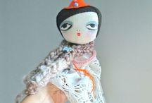 Dolls I love / Creative dolls that I absolutely love ❤️ / by Vinny dolls by Ola Dajani