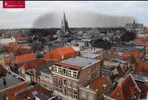 Timewarps / Toen en nu foto's van o.a. Alkmaar, Schermerhorn en Tweede Wereldoorlog (WO2, WW2).