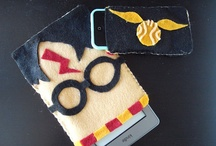 Harry Potter - Crafts/Food / Harry Potter things that I wanna make / by Aspen Hedges