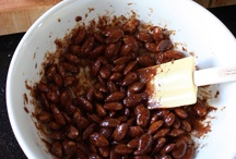 """Paleo recipes: nuts & """"granola"""" for snacking"""