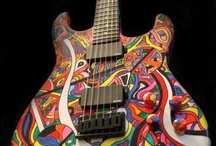 Guitar Art / Each one is a work of art.