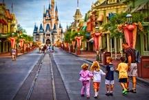 Travel - Disney / by Ashley Campbell