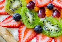 Fruit-Filled Recipes / Add fresh fruit flavor to your next dessert or baked good with recipes for fruit crisps, pies, bars, muffins, and more! / by Sally [Sally's Baking Addiction]