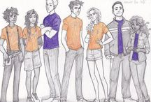 Percy Jackson / Blood of Olympus - October 7, 2014 / by Aspen Hedges