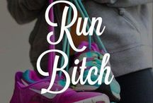 Just Run / by Eve Hoffman
