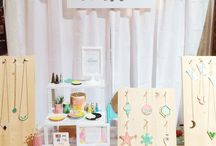 Craft Show Booth Ideas / Display ideas for craft shows