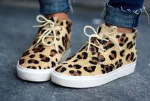 Shoes, shoes, more shoes.