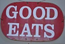 Good Eats / by Three Pixie Lane
