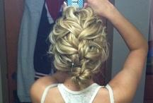 Hair Ideas  / by Elise