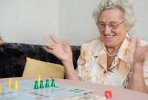 Activity Director Ideas / Ideas for seniors in long term care communities.  / by Renee Alesi Pyatt