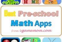 Apps - Math / Math apps for your homeschooler.