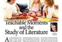 Literature / Homeschool literature advice, encouragement, and resources